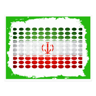 IRAN DIRTY FLAG PRODUCTS POSTCARDS