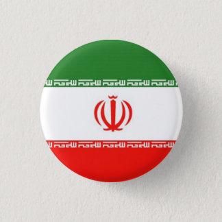 iran-flag 3 cm round badge