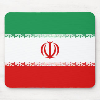 Iran Flag Mousepad