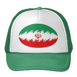 Iran Gnarly Flag Hat