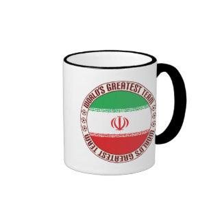 Iran Greatest Team Ringer Mug