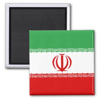 Iran High quality Flag Magnet