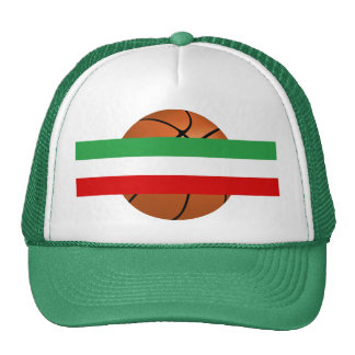 Iran National Basketball Team Mesh Hat