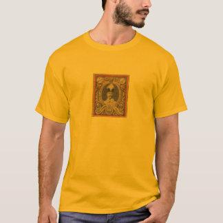 Iran old stamp qajar era T-Shirt