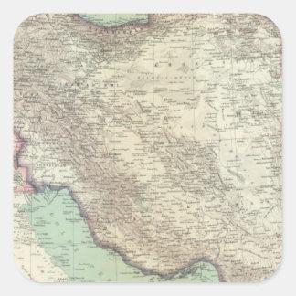 Iran Square Sticker