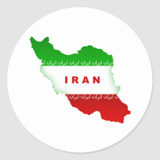 Iran Sticker