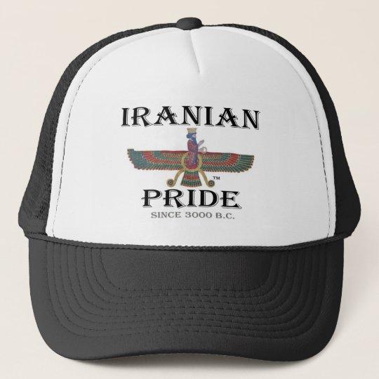 Iranian Pride Trucker Hat