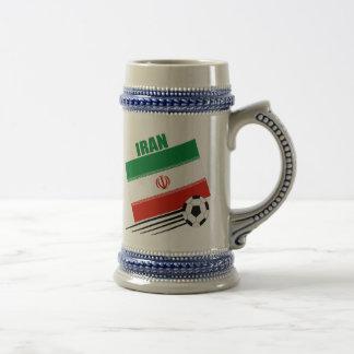 Iranian Soccer Team Beer Steins