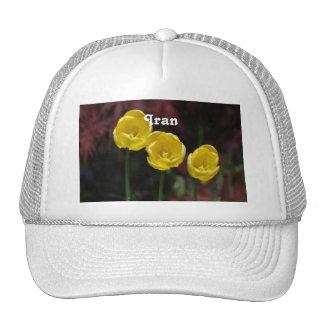 Iranian Tulip Trucker Hat