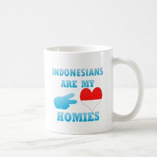 Iranis are my Homies Basic White Mug