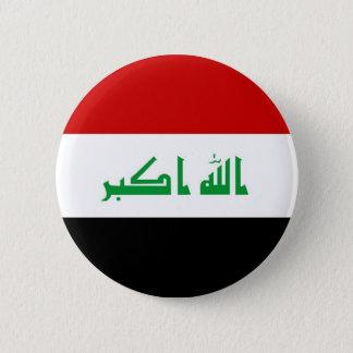 Iraq 6 Cm Round Badge
