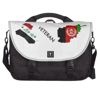 Iraq Afghanistsan Veteran Laptop Bag