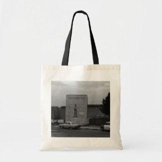 Iraq Baghdad museum 1970 Budget Tote Bag