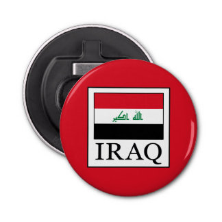 Iraq Bottle Opener