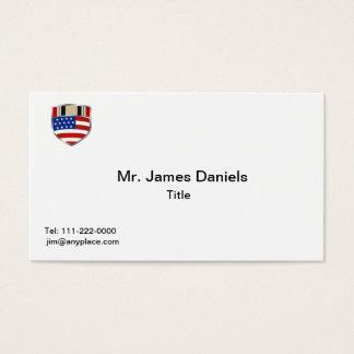Iraq Campaign Ribbon Business Card