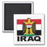 Iraq Coat of Arms Flag