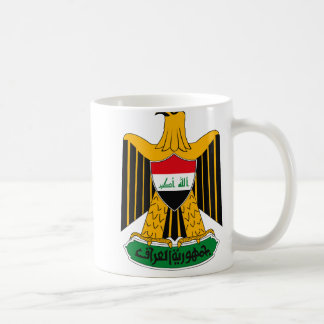 Iraq Coat of Arms Mug