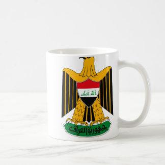 Iraq Coat of Arms Mug