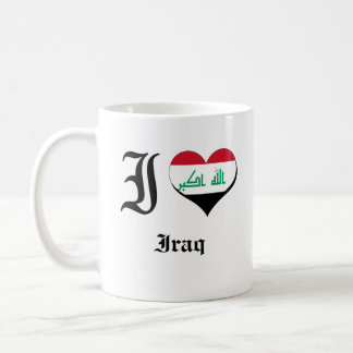 Iraq Coffee Mug