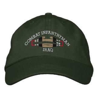 Iraq Combat Infantryman Badge Hat Baseball Cap