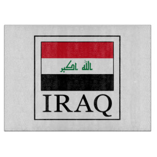 Iraq Cutting Board