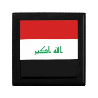 Iraq Flag Gift Box