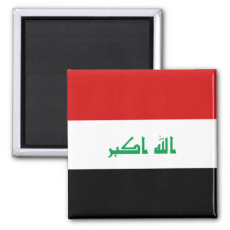 Iraq Flag Magnet