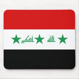 Iraq Flag Mousepad