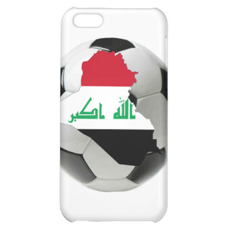 Iraq football soccer case for iPhone 5C