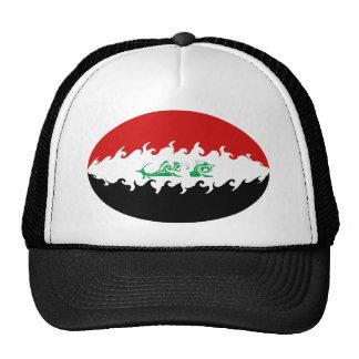 Iraq Gnarly Flag Hat