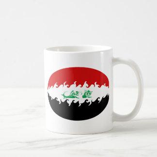 Iraq Gnarly Flag Mug