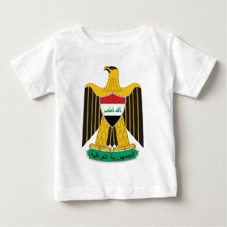 Iraq IQ , جمهورية العـراق کۆماری عێراق Flag, Baghd Baby T-Shirt