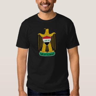 Iraq IQ , جمهورية العـراق کۆماری عێراق Flag, Baghd Shirts