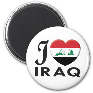 Iraq Love Magnet