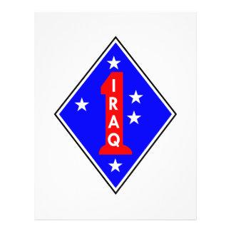 Iraq Patch 1 Flyer