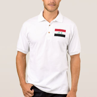 iraq polo shirt