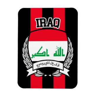 Iraq Rectangular Photo Magnet