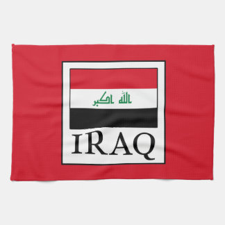 Iraq Tea Towel