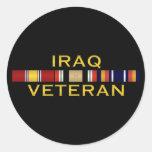 Iraq Vet Stickers