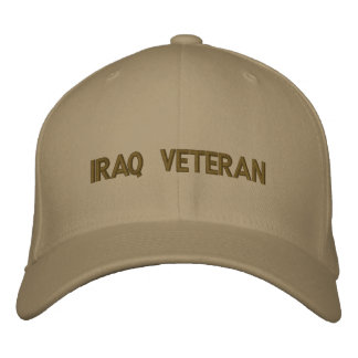 iraq veteran Hat Baseball Cap