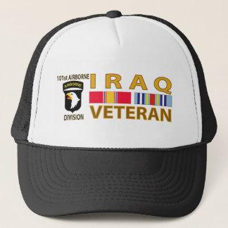 Iraq Veteran Trucker Hat
