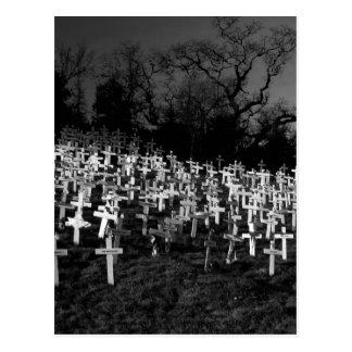 iraq war memorial postcard