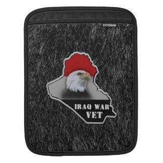 Iraq War Military Veteran iPad Sleeve