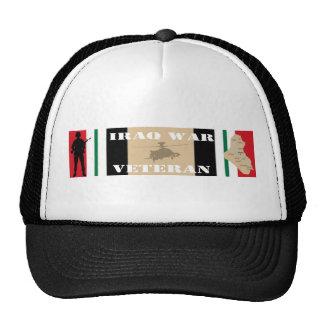 Iraq War Veteran Hat