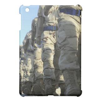 Iraqi air force recruits march iPad mini cover