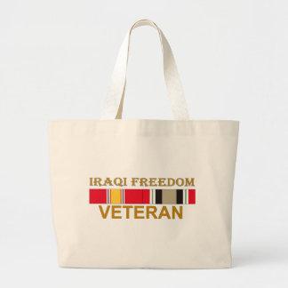 Iraqi Freedom Veteran - Bag
