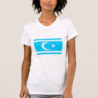 Iraqi Turcomans Flag Tshirt