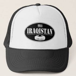 Iraqistan CAB Trucker Hat