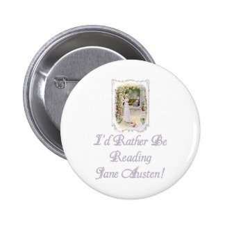 IRBR Jane Austen Buttons 2 shapes 6 sizes