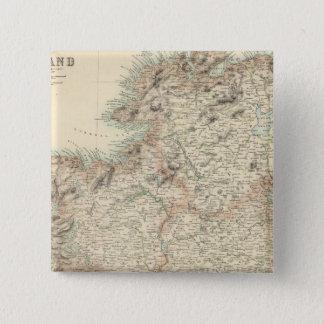 Ireland 10 15 cm square badge